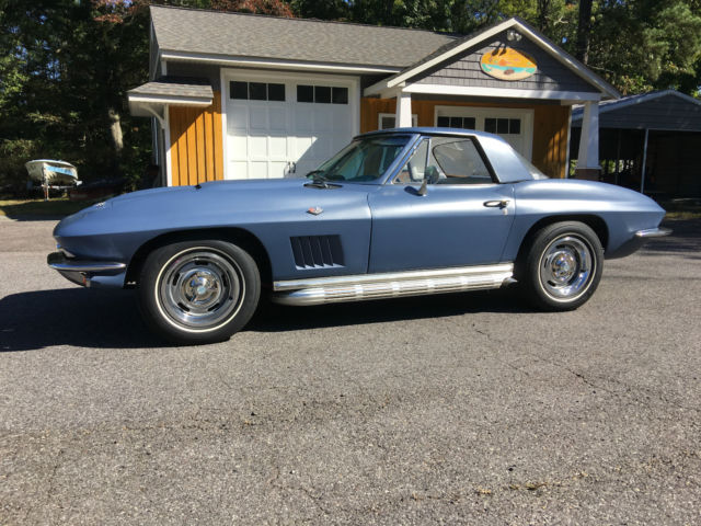 1965 Chevrolet Corvette 2 DOOR CONV
