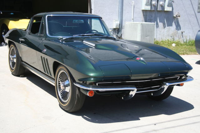 1965 Chevrolet Corvette Coupe 396/425HP