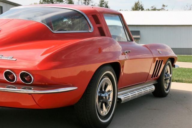 1965 Chevrolet Corvette REAL NICE COUPE