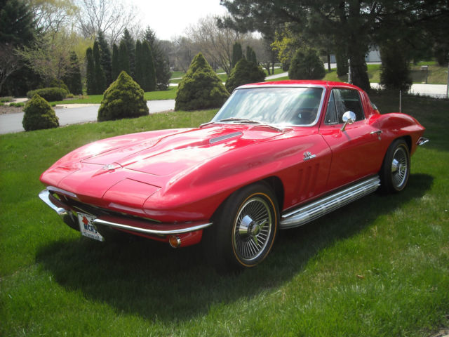 1965 Chevrolet Corvette 65 Sting Ray