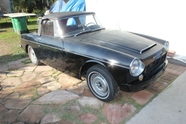 1965 DATSUN ROADSTER SPL310, RARE! for sale: photos
