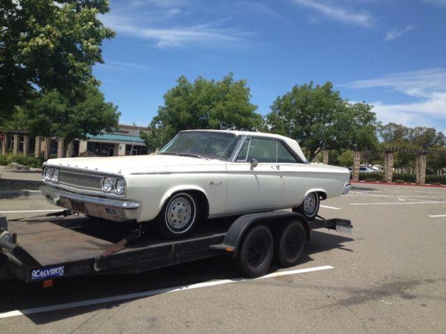 1965 Dodge Coronet 500 Mopar Hemi For Sale Photos