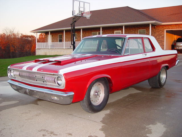 1965 Dodge Coronet W051 A990 Hemi Superstock Drag Tribute Hot Pro Street Rat Rod For Sale