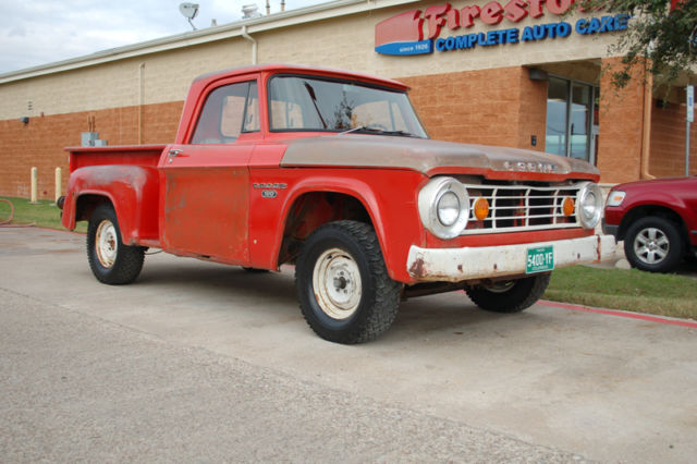 1965 Dodge Other Pickups D100
