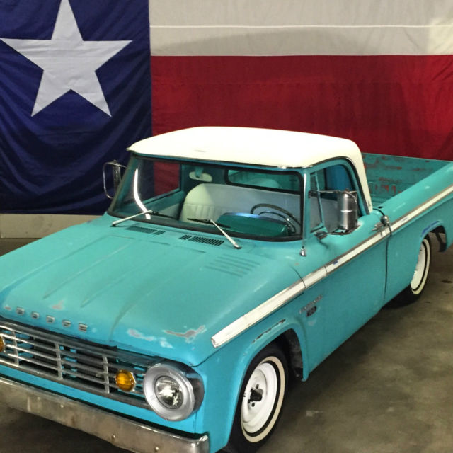 1965 Dodge Other Pickups CUSTOM CAB