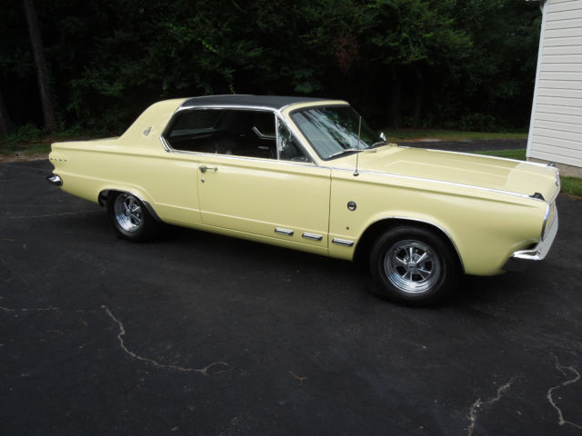 1965 Dodge Dart Charger For Sale Photos Technical