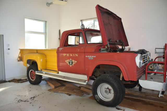 1965 Dodge Power Wagon Vintage Truck