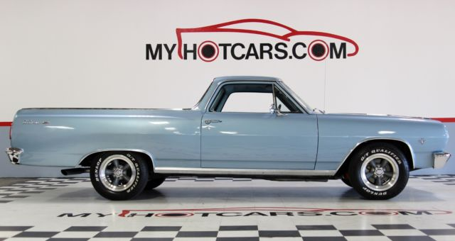 1965 El Camino 327 Auto Frame Off Restoration Photo Journal For Sale Photos Technical