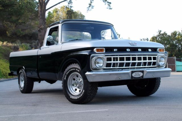 1965 Ford F-250 Custom Cab