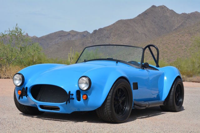1965 Shelby MK4