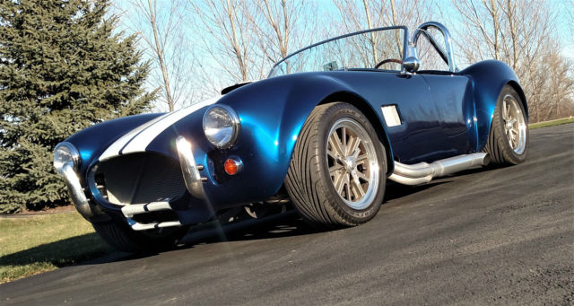 1965 factory five shelby cobra with a 500 hp 427w stroker by the 1965 factory five shelby cobra with a 500 hp 427w stroker by the engine factory malvernweather Gallery