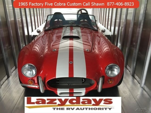 1965 Ford Shelby Ford Cobra