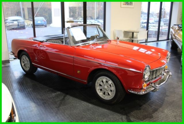1965 Fiat Other 1500 Cabriolet Abarth