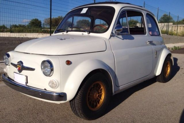 1965 fiat 500 abarth 695 ss assetto corsa wow for sale photos technical specifications. Black Bedroom Furniture Sets. Home Design Ideas