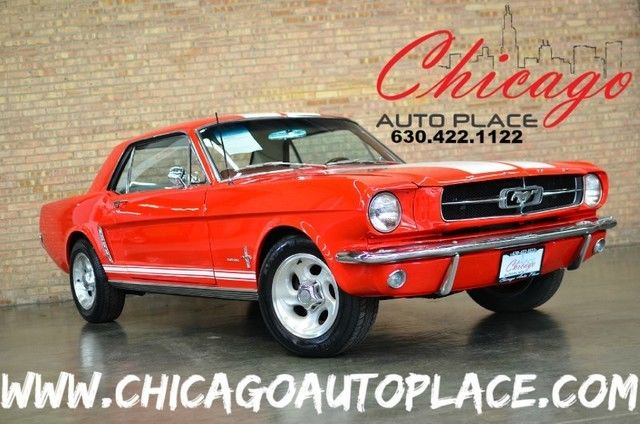 1965 Ford Mustang 3yr or 36k mile service plan included