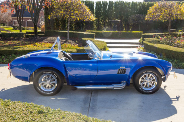 1965 ford cobra 427 side oiler factory five big block 427 for Ford used motors for sale