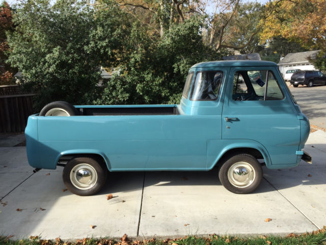 1965 Ford E-Series Van Pickup