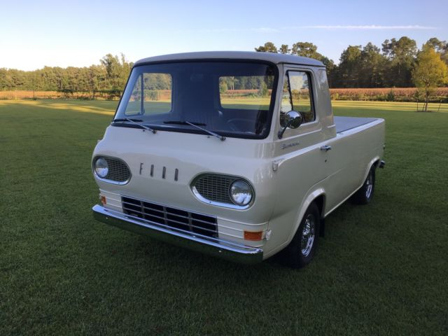 1965 ford econoline pickup for sale photos technical specifications description. Black Bedroom Furniture Sets. Home Design Ideas