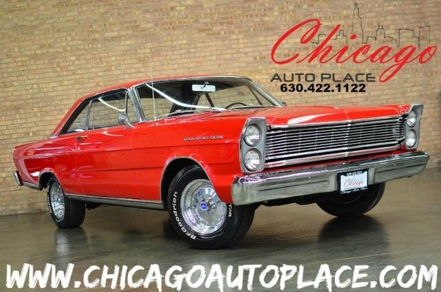 1965 Ford Galaxie EXCELLENT PAINT - LIKE NEW SEATS - NEEDS NOTHING - SHOW CAR