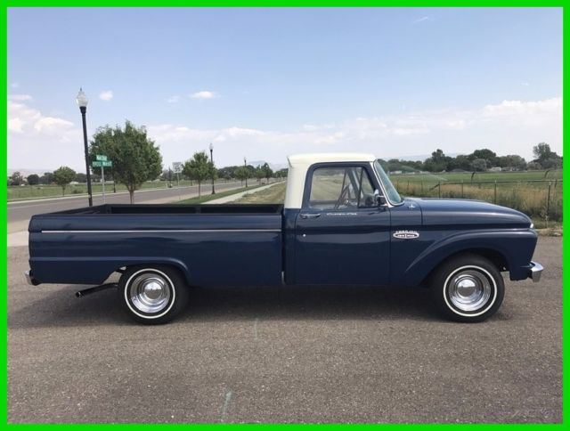 Ford F Ci V  Speed Manual Transmission Rwd Truck