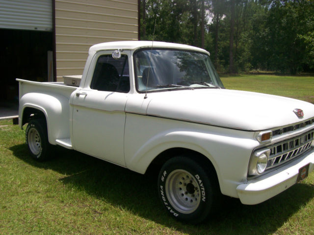 1965 Ford F-100 Stepside Pick up