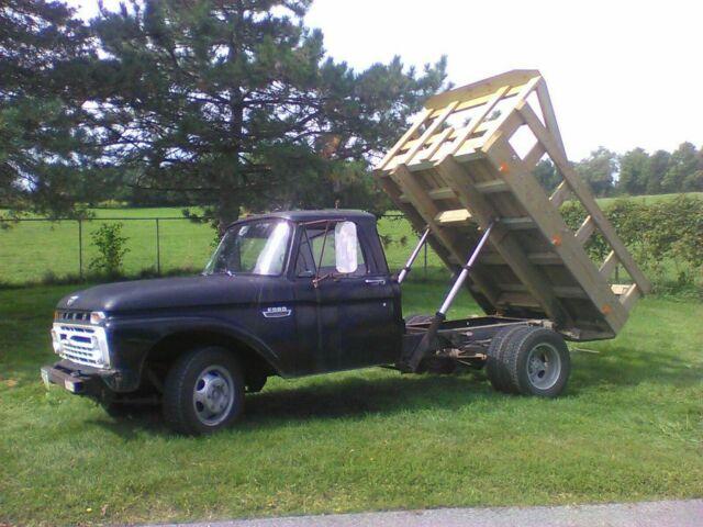 f350 ford dump trucks used