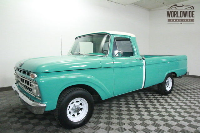 1965 Ford F100 390 C6 AUTO RESTORED! GO ANYWHERE!