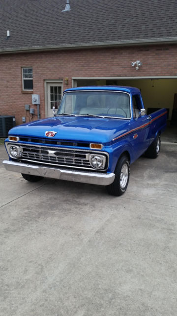 1965 Ford F-100 Custom Cab F100
