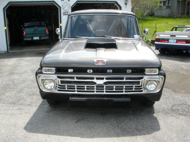 1965 Ford F100 Custom Cab Short Box for sale: photos