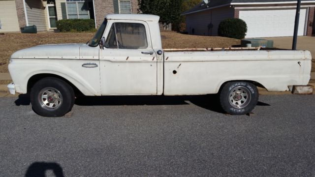1965 ford f100 pickup truck for sale photos technical specifications description. Black Bedroom Furniture Sets. Home Design Ideas