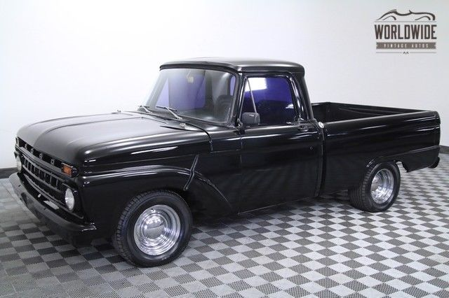 1965 Ford Other Pickups Uncut Shortbed Restored. Hot Rod. 351 V8