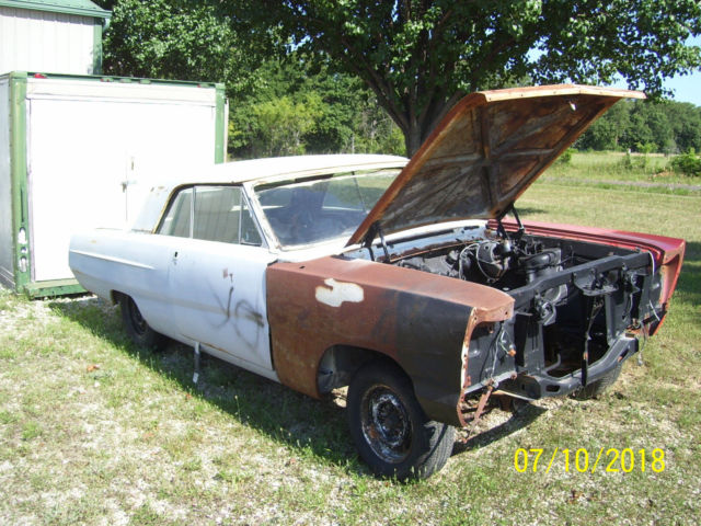 1965 Ford Fairlane Sports Coupe + parts car**