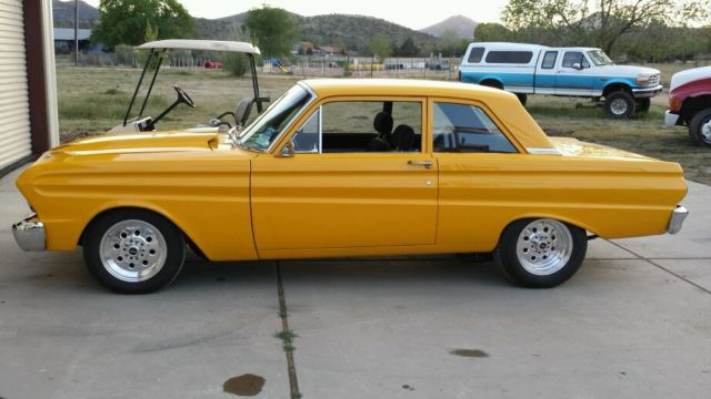 1965 Ford Falcon 2dr sedan