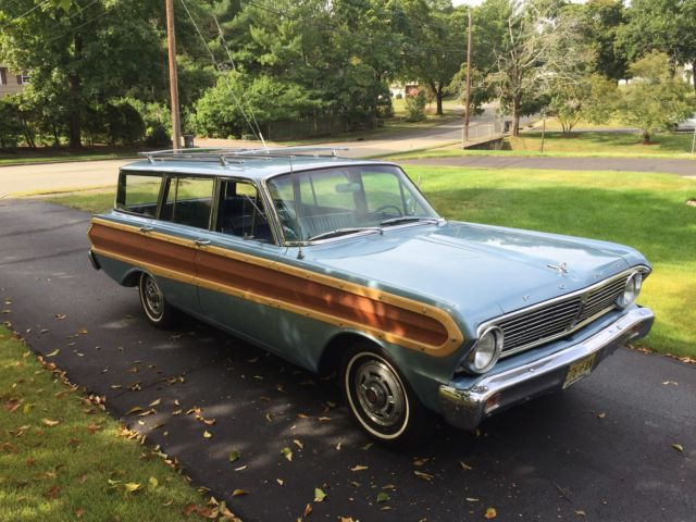 1965 FORD FALCON COUNTRY SQUIRE WAGON for sale: photos