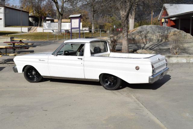 1965 ford falcon ranchero pro touring
