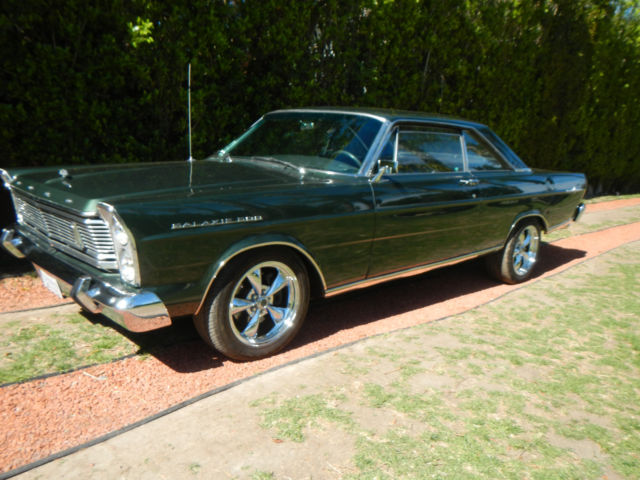 1965 Ford Galaxie