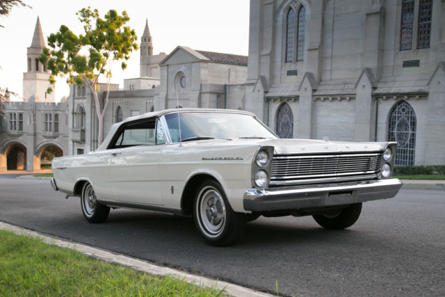 1965 Ford Galaxie XL 500