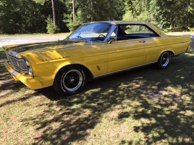 1965 Ford Galaxie 500 XL 2 DR Fastback