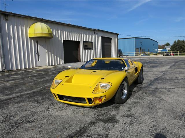 1965 Ford GT40 Mk1 Replica - Built By CAV, 5 0L, FAST Fuel