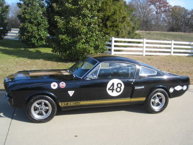 1965 Ford Mustang GT-350 Fastback 2+2