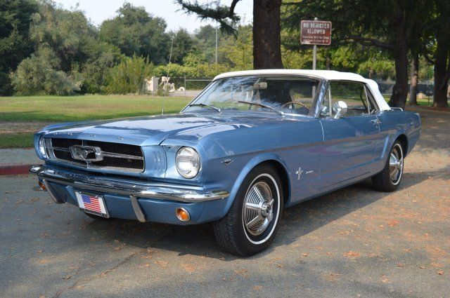 1965 Ford Mustang 64.5 Convertible Gorgeous Car New Top New Parts