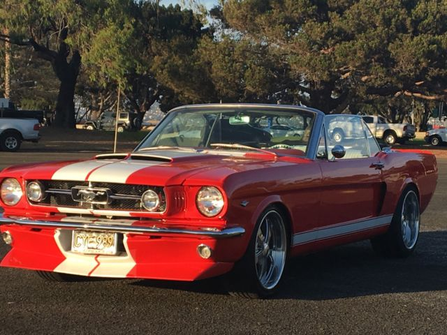 1965 Ford Mustang Gt
