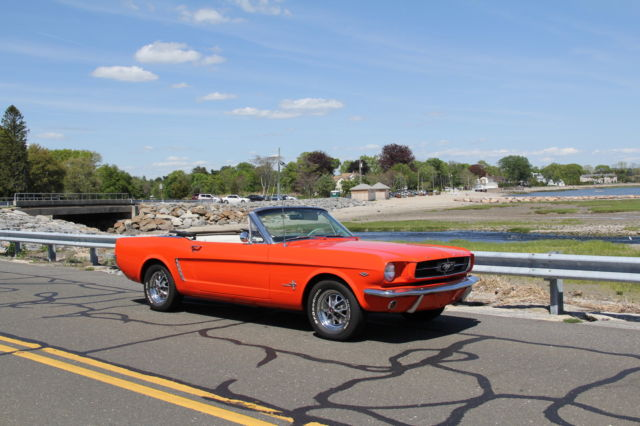 1965 Ford Mustang MUSTANG