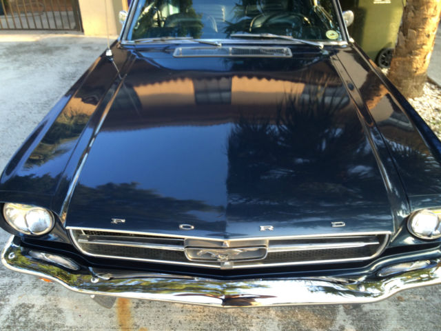 1965 Ford Mustang Coupe  W/GT Options