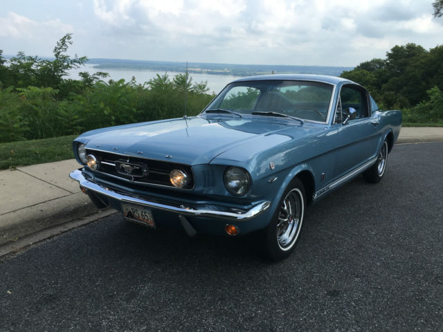 1965 Ford Mustang Includes some GT options
