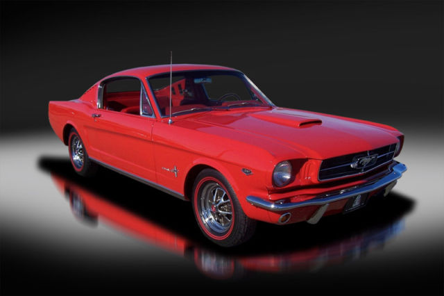 1965 Ford Mustang Fastback. 2+2. K-code. AMAZING! Must Read and See!
