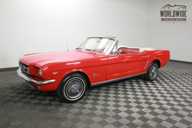1965 Ford Mustang RARE 54K MILES 2 OWNER COLLECTORS!