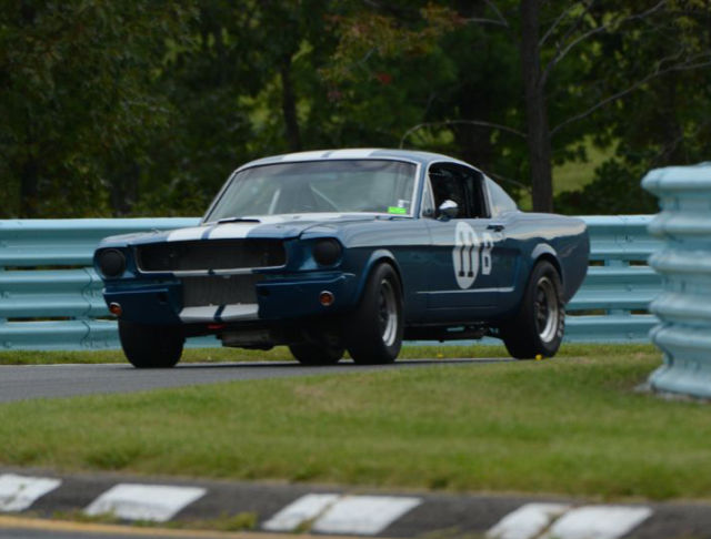1965 Ford Mustang HiPo (K-code) Fastback