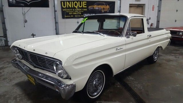 1965 ford ranchero nicely restored trades