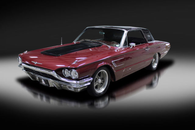 1965 Ford Thunderbird Coupe Custom